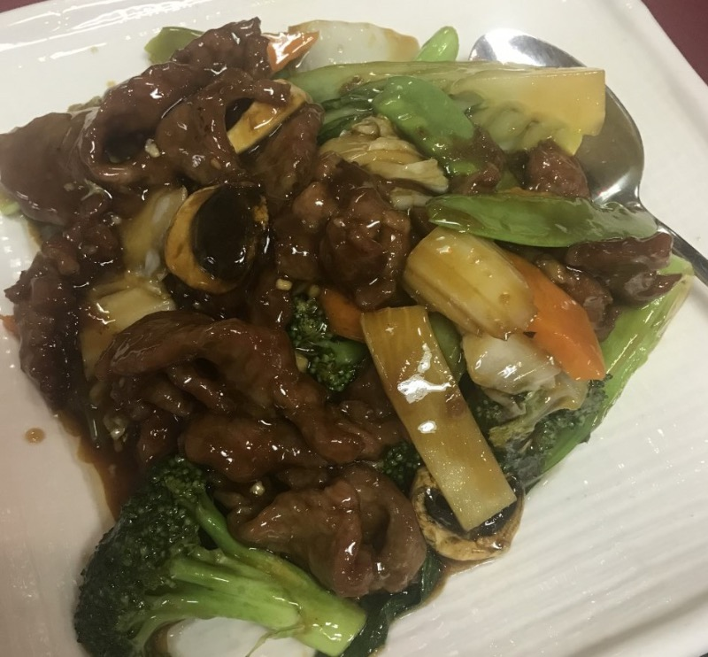 Beef with Vegetables Image
