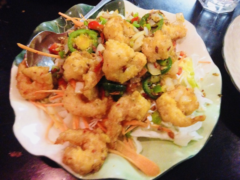 Salt & Pepper Shrimp Image