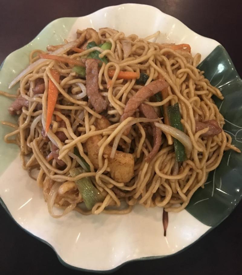 Lo Mein (Soft Noodles)