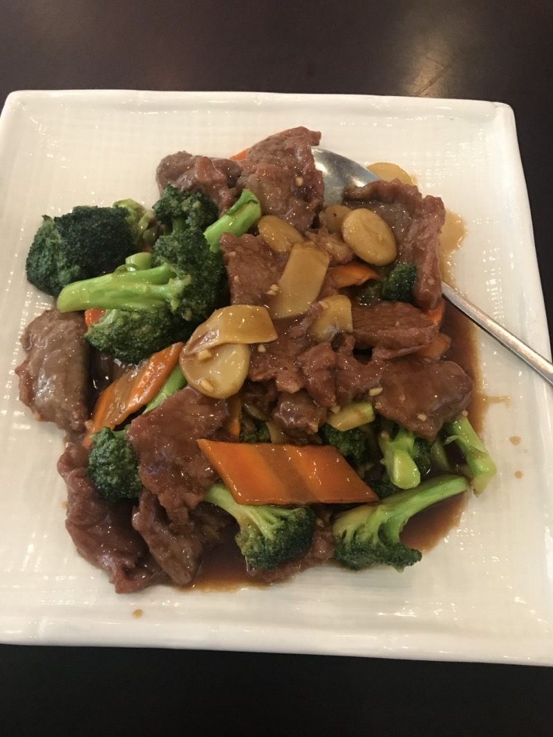 Beef with Broccoli Image