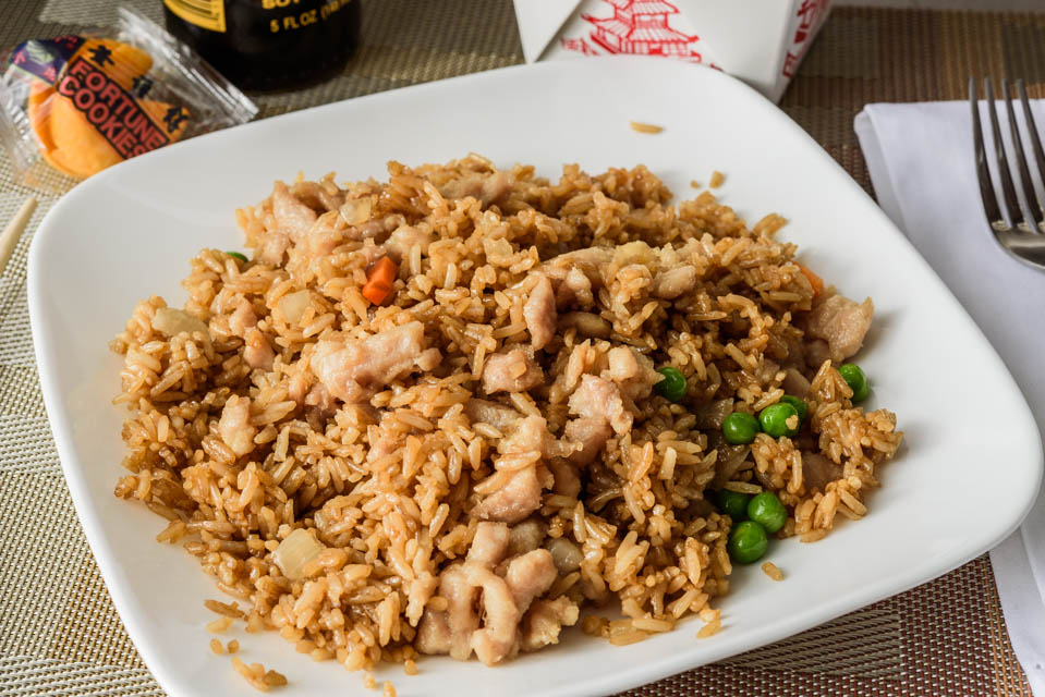 FR3. Chicken Fried Rice