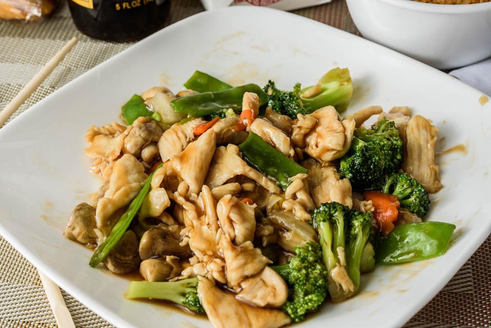 CK11. Chicken w. Broccoli
