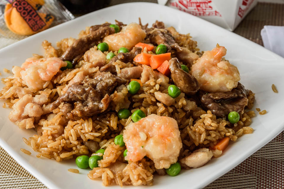 FR1. House Fried Rice