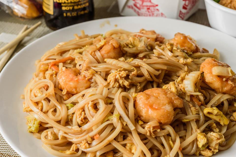 CF2. Singapore Thai Noodle