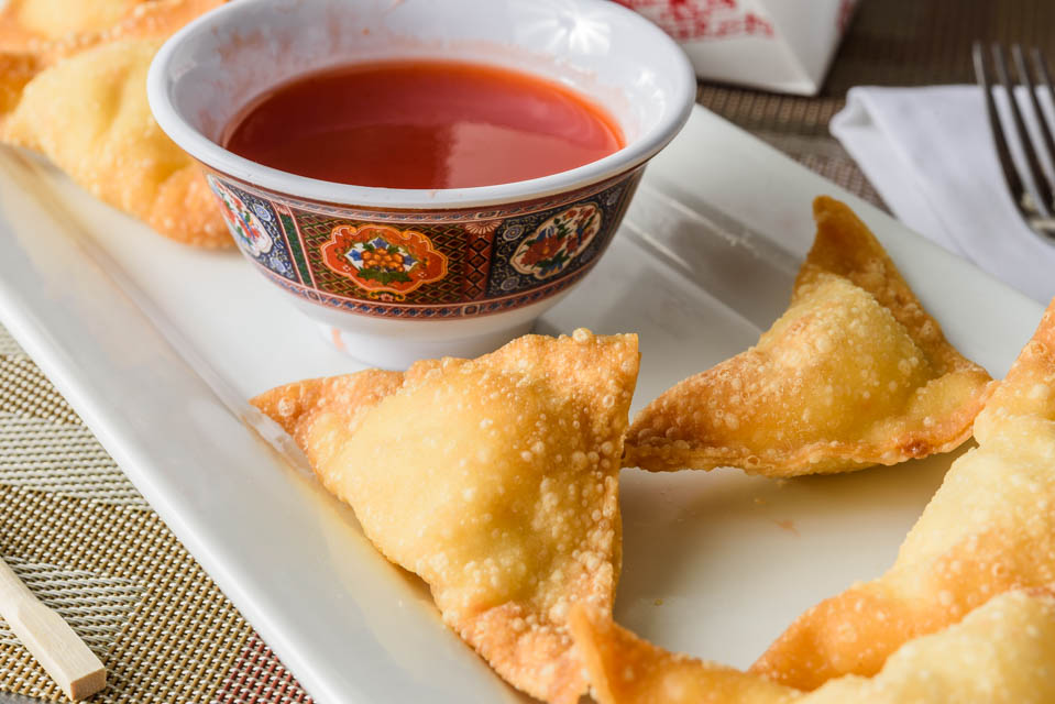 A7. Crab Rangoon (Cream Cheese) Image