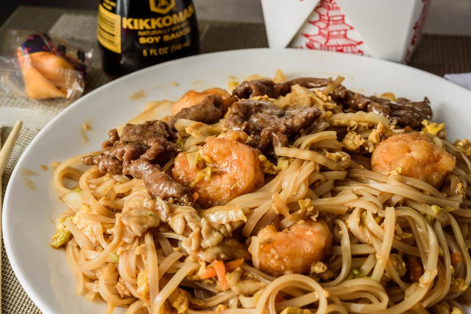 CF1. House Thai Noodle