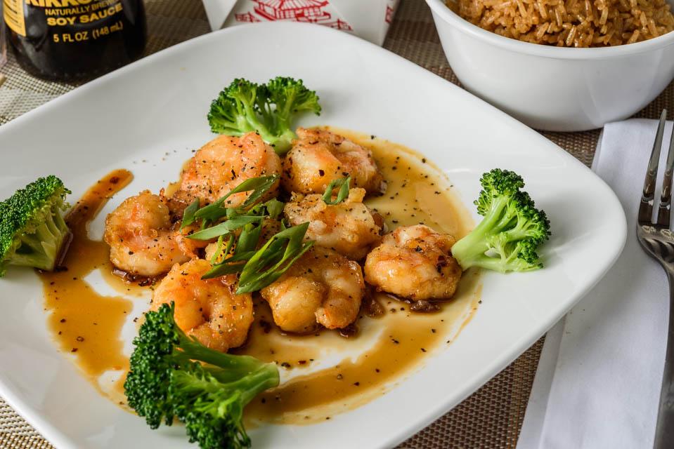 CS13. Bourbon Shrimp Image