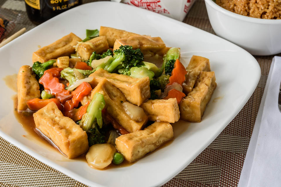 Bean Curd Home Style Image