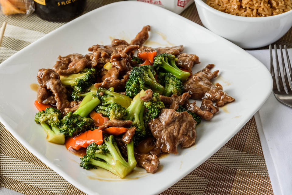 BF3. Beef with Broccoli Image