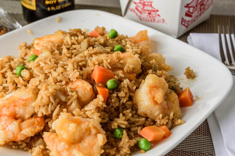 FR2. Shrimp Fried Rice Image