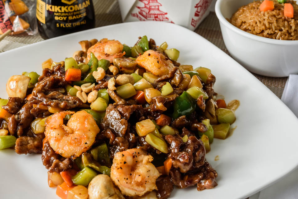 CS7. Kung Pao Delight Special Dish Image