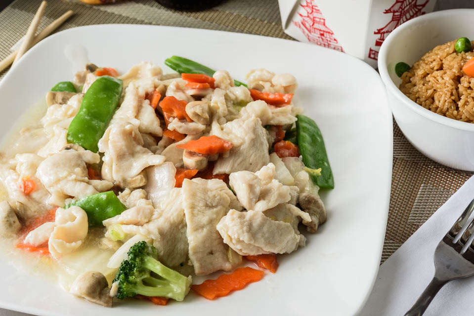 CK7. Moo Goo Gai Pan Image