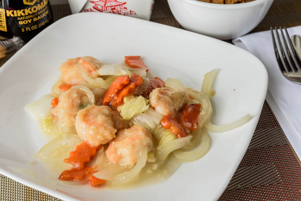 CM2. Shrimp Chop Suey Image