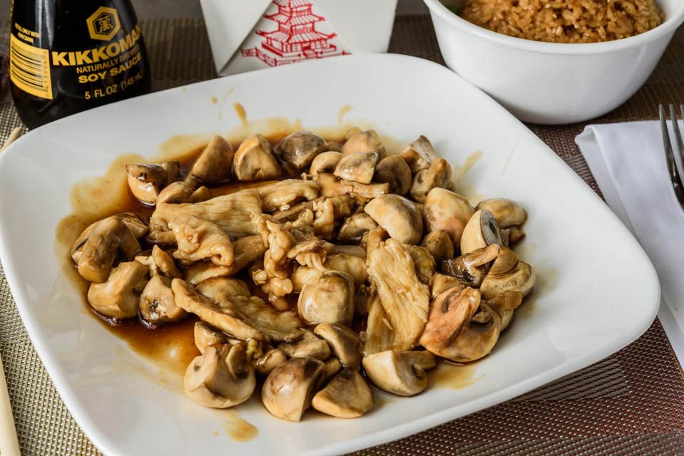 Chicken w. Mushroom