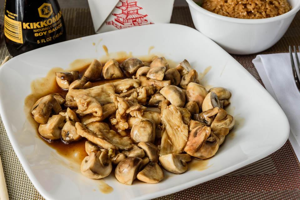 CK18. Chicken w. Mushroom Image