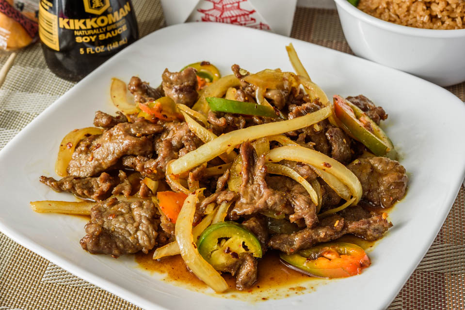 BF9. Hot Pepper Steak Image