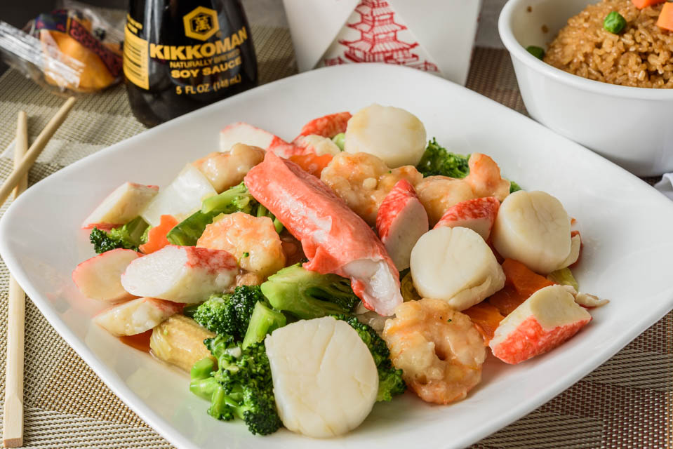 Seafood Delight Image