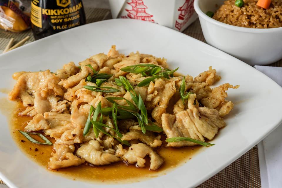 CK1. Mongolian Chicken