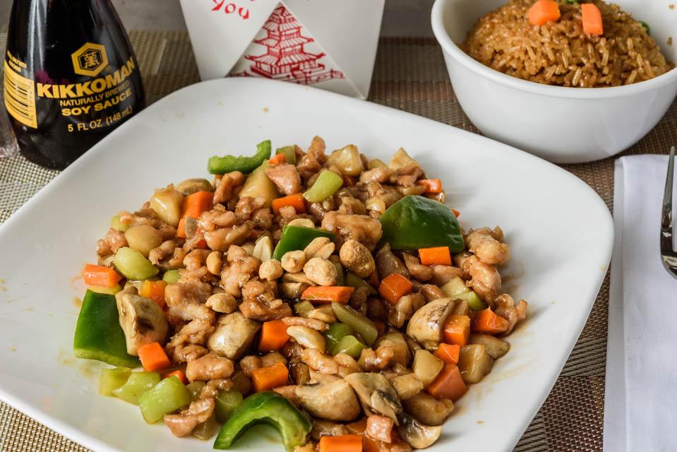 CK9. Kung Pao Chicken Image