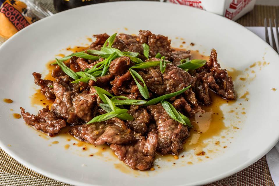 BF1. Mongolian Beef Image