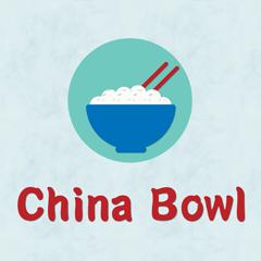 China Bowl - Charlotte
