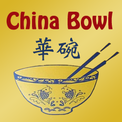 China Bowl - Philly