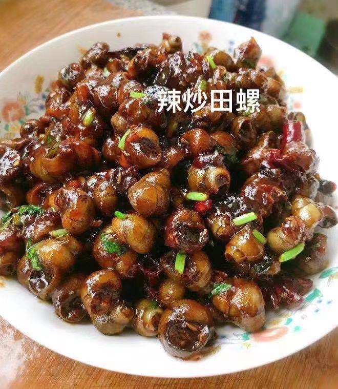 辣炒田螺 Hot Spicy Sea Snail