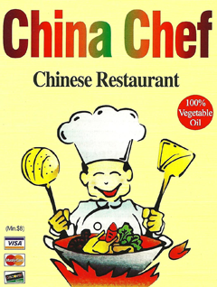China Chef - Third Lake