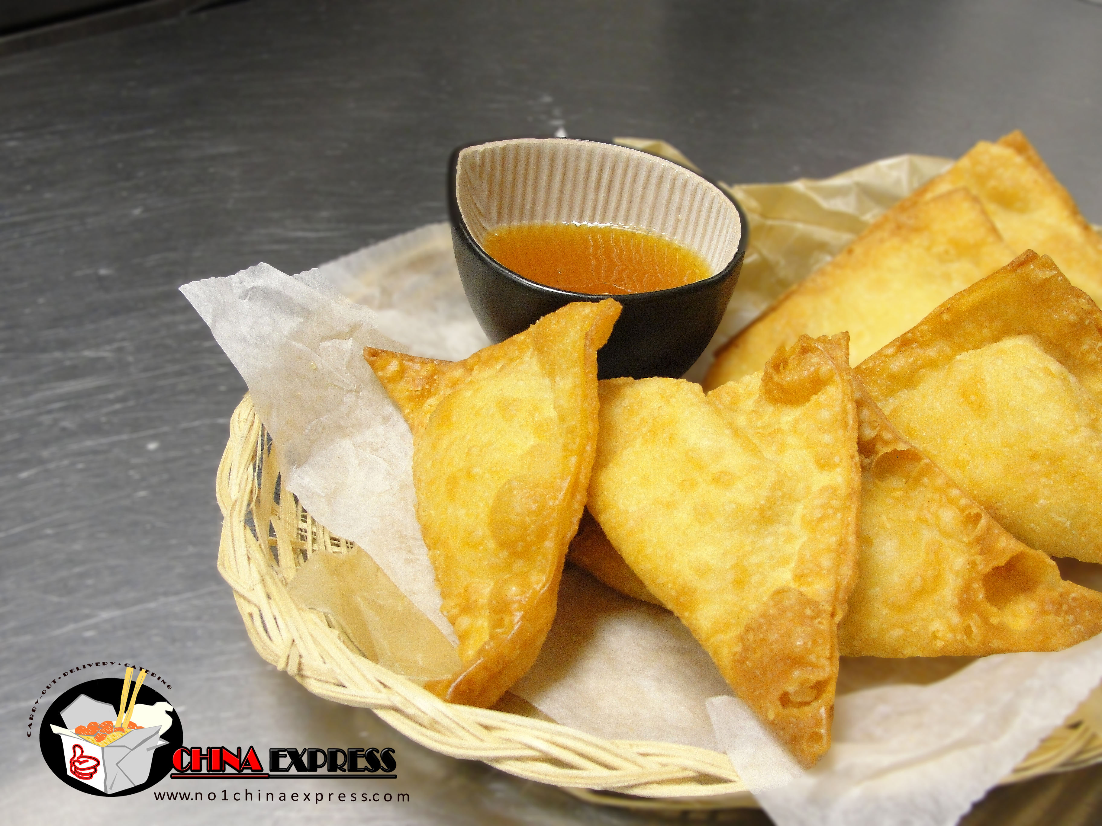 Crab Rangoons Party Tray Image