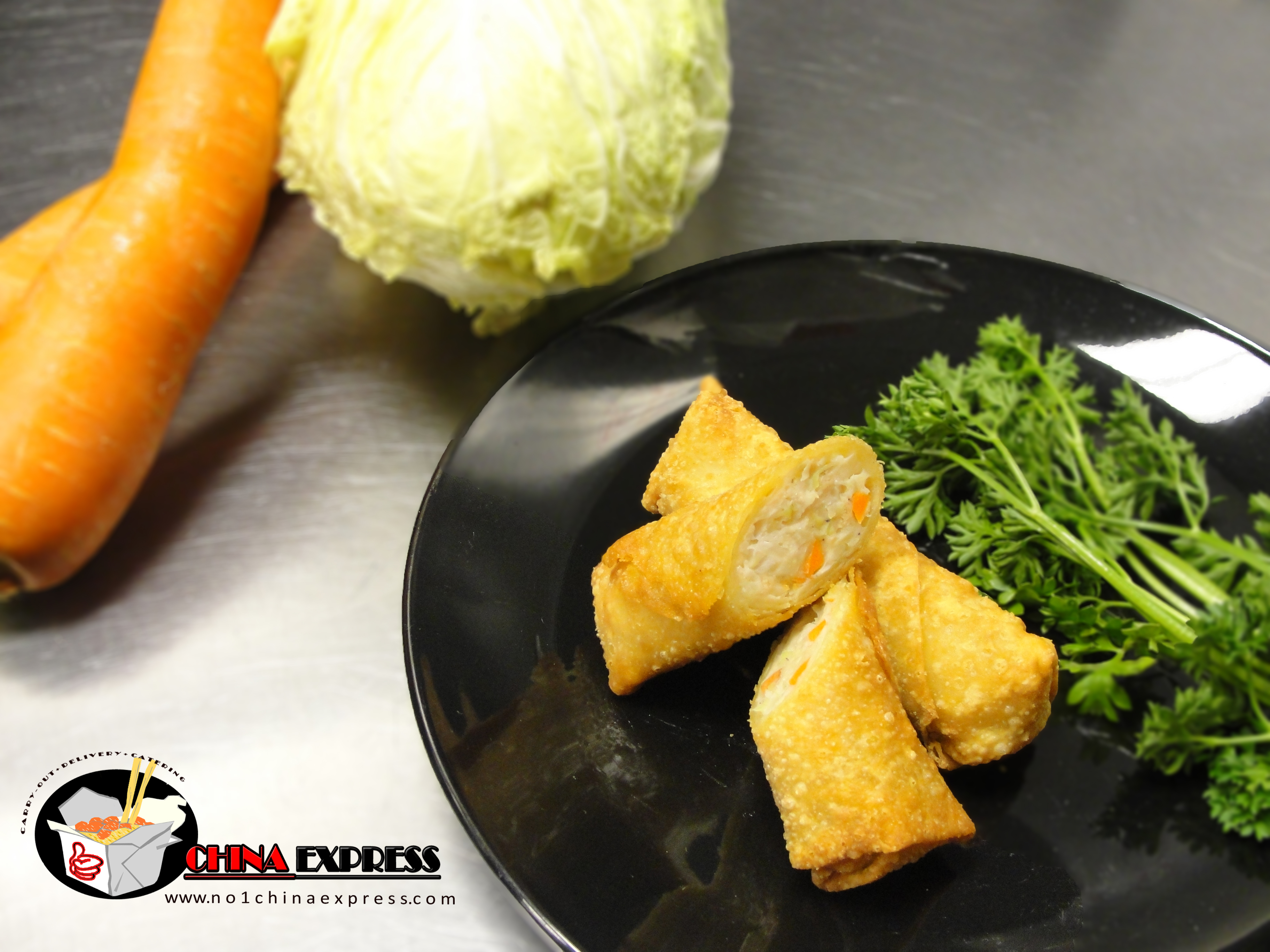 Egg Roll (Party Tray) Image