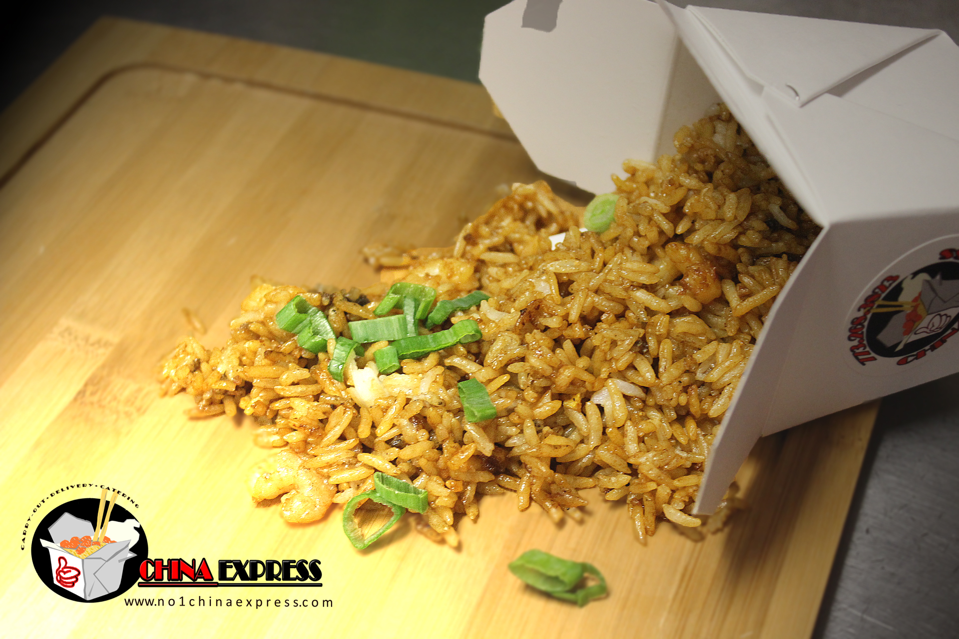 (L) Fried Rice Image
