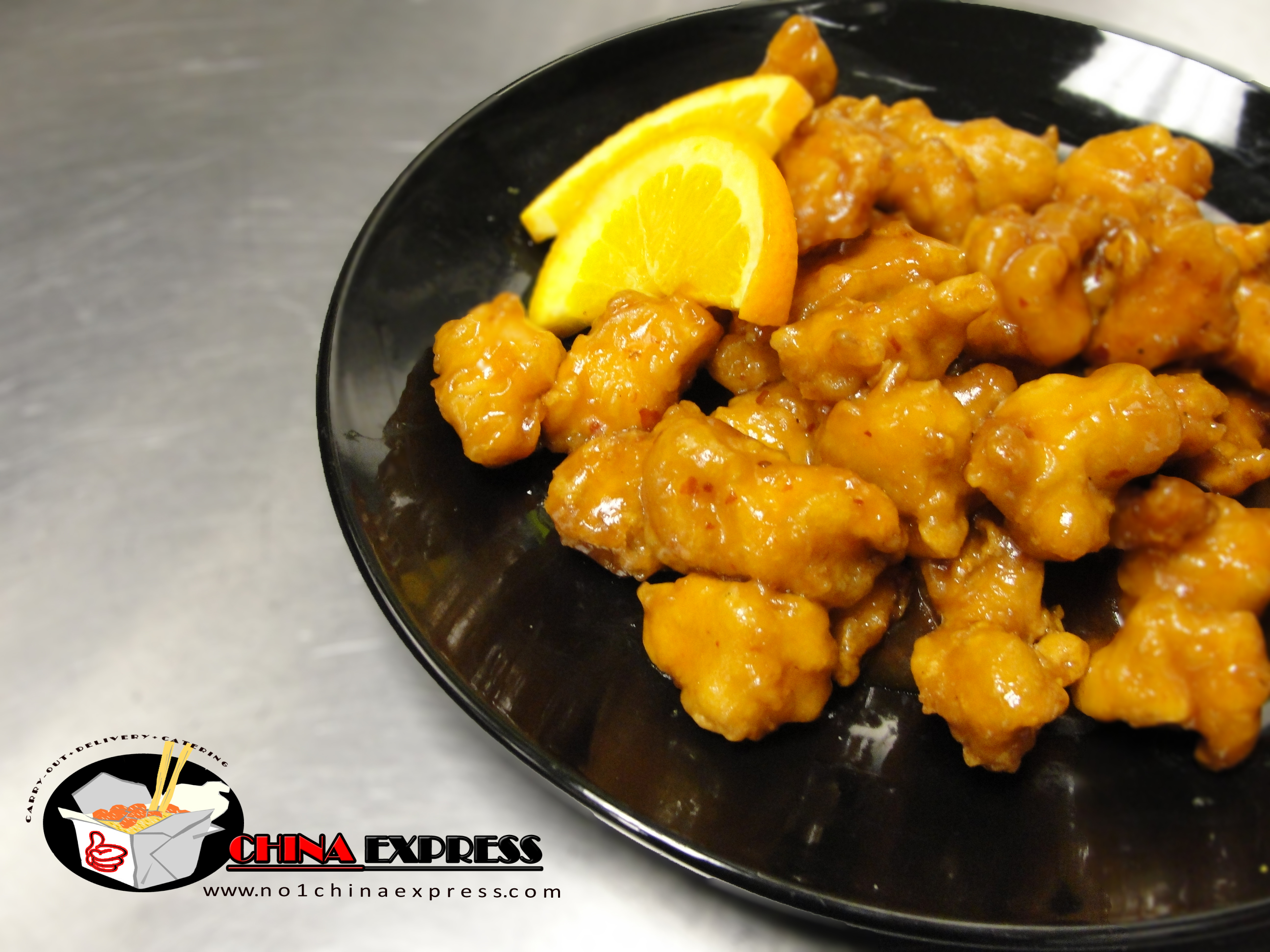 416.Orange Chicken Image