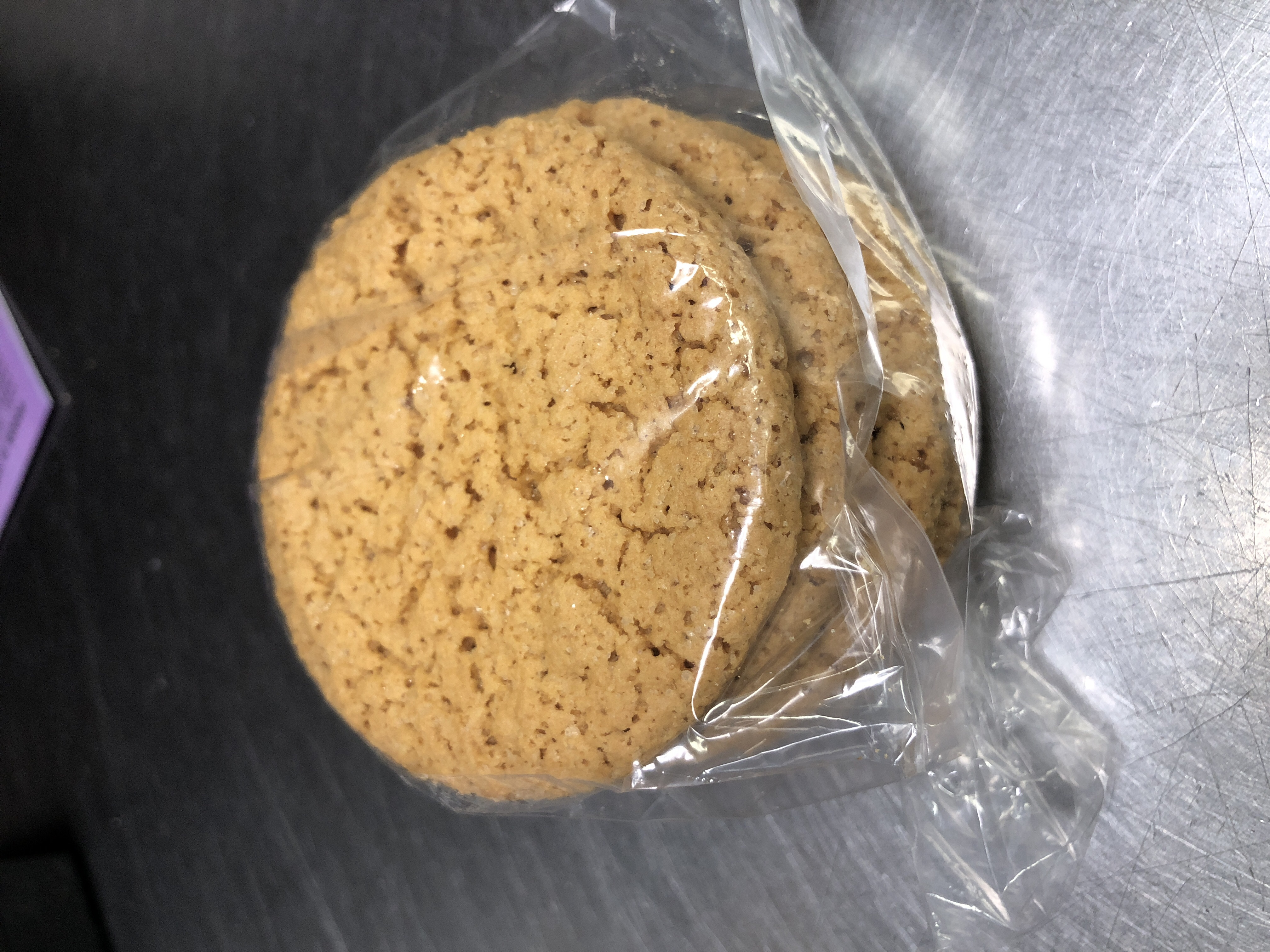 115.Almond Cookies Image