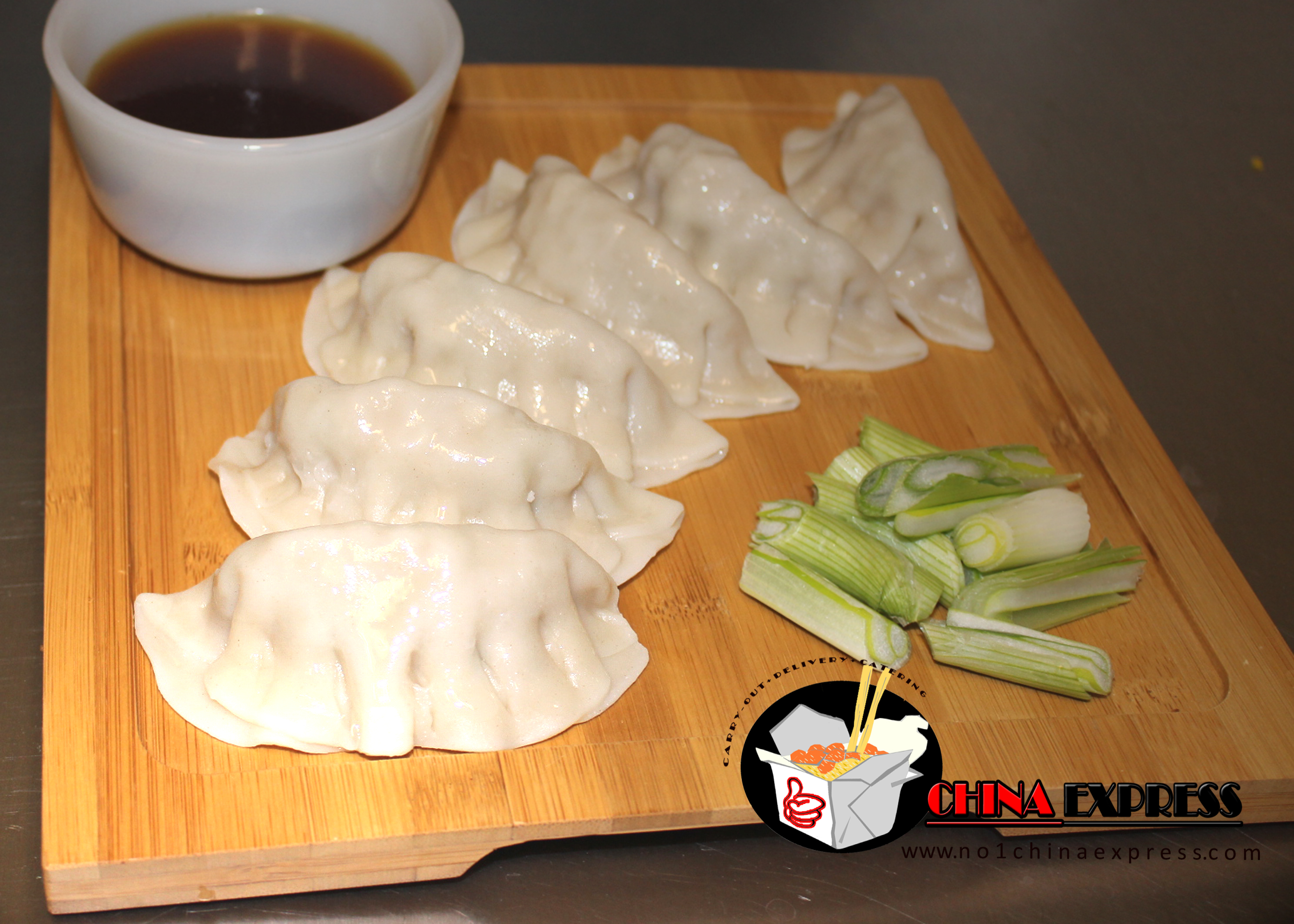 113. Chicken Potstickers (6)
