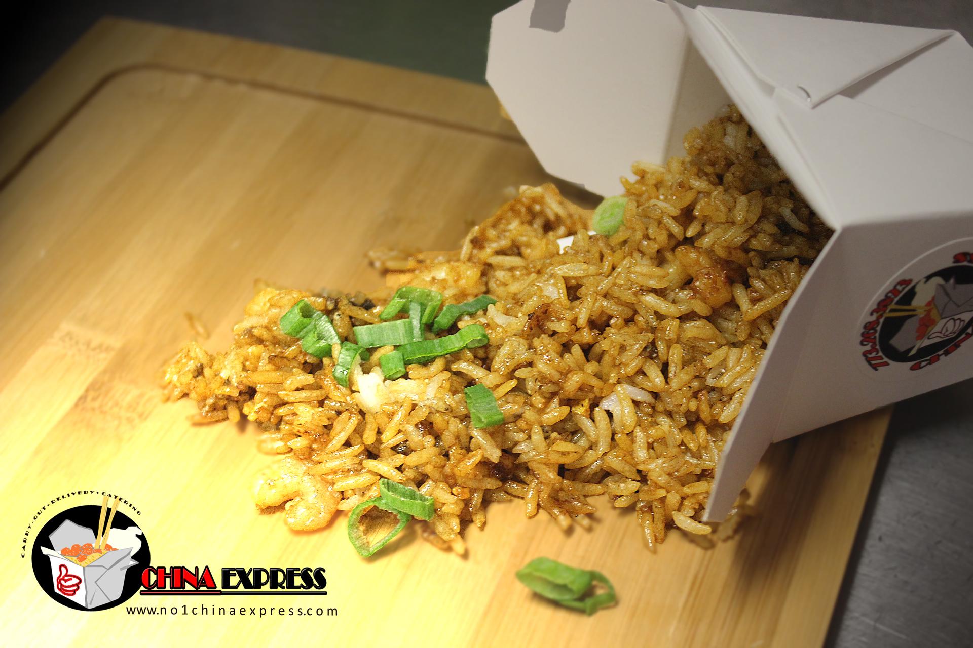 (S) Fried Rice Image