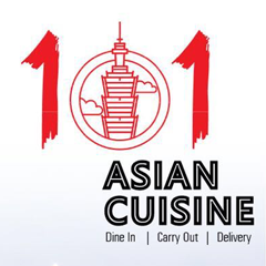 101 Asian Cuisine - St Peters