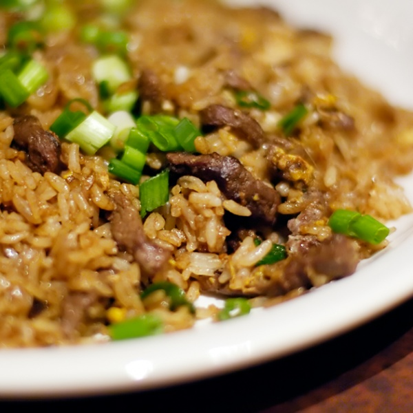 16. Beef Fried Rice