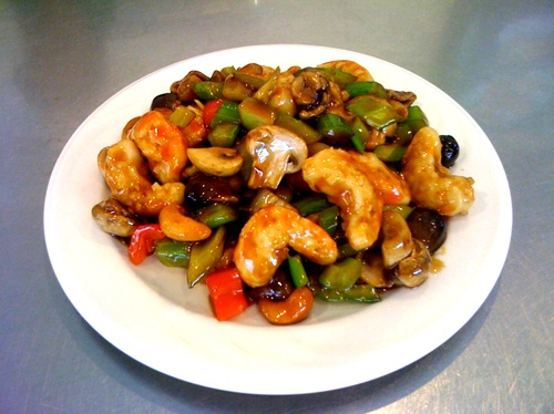 88. Shrimp w. Cashew Nuts Image
