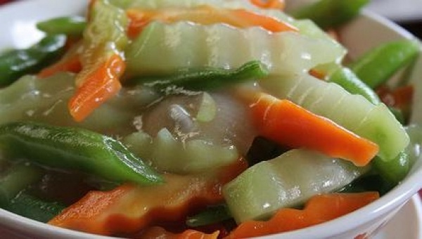25. Vegetable Chop Suey Image
