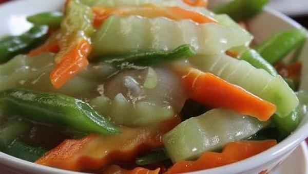 25. Vegetable Chop Suey Image