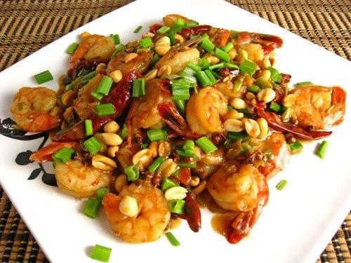 89. Kung Po Shrimp Image