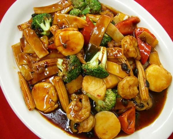 91. Hunan Shrimp Image