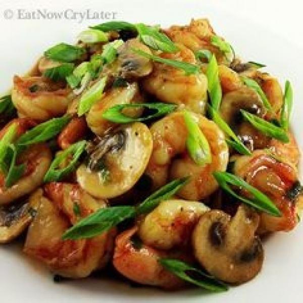 85. Shrimp w. Mushroom Image