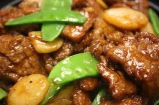 70. Beef w. Snow Peas Image