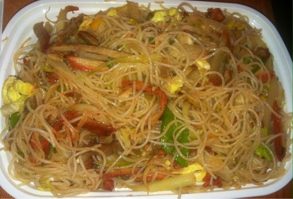 35a. Roast Pork Chow Mei Fun Image