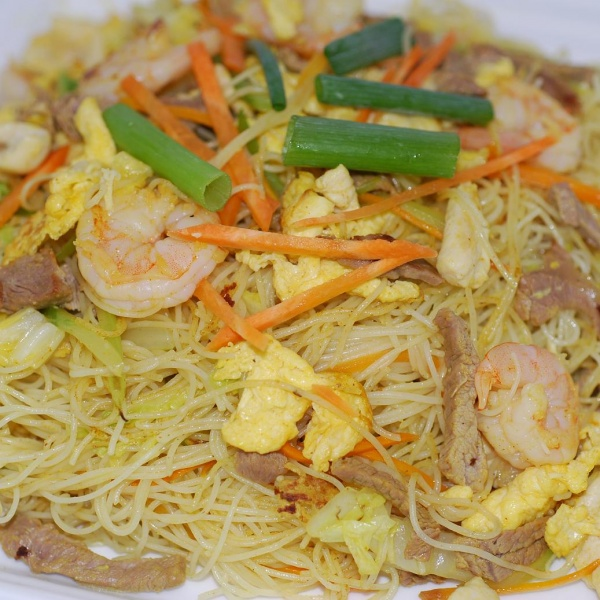 38. House Special Chow Mei Fun