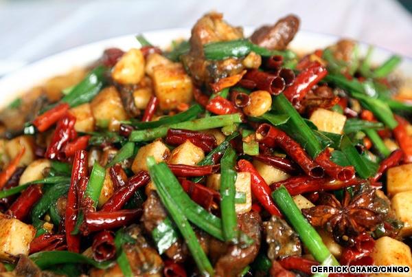 76. Hunan Beef Image
