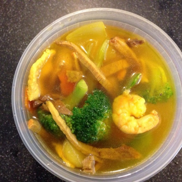21. House Special Soup Image