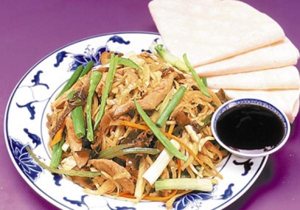 94. Moo Shu Fresh Pork Image