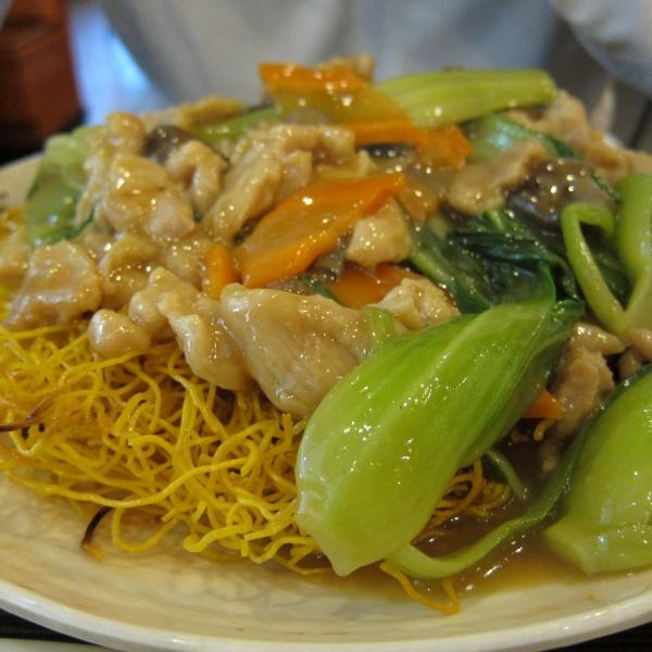 23. Chicken Chow Mein
